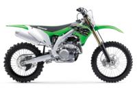 Startnummerntafeln Kawasaki