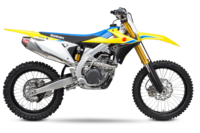 Startnummerntafeln Suzuki
