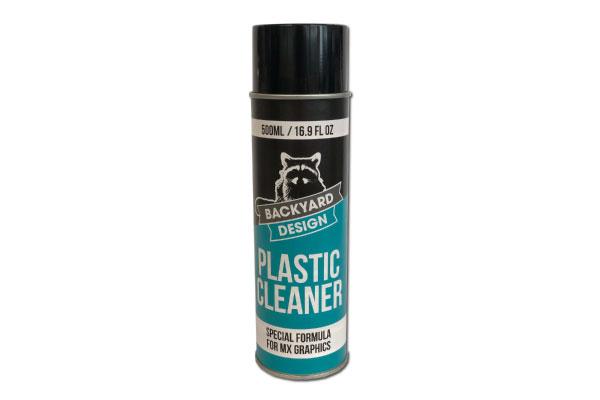 Backyard Design Plastic Cleaner - Reiniger zum Reinigen von Motocross Dekoren und Plastikteilen