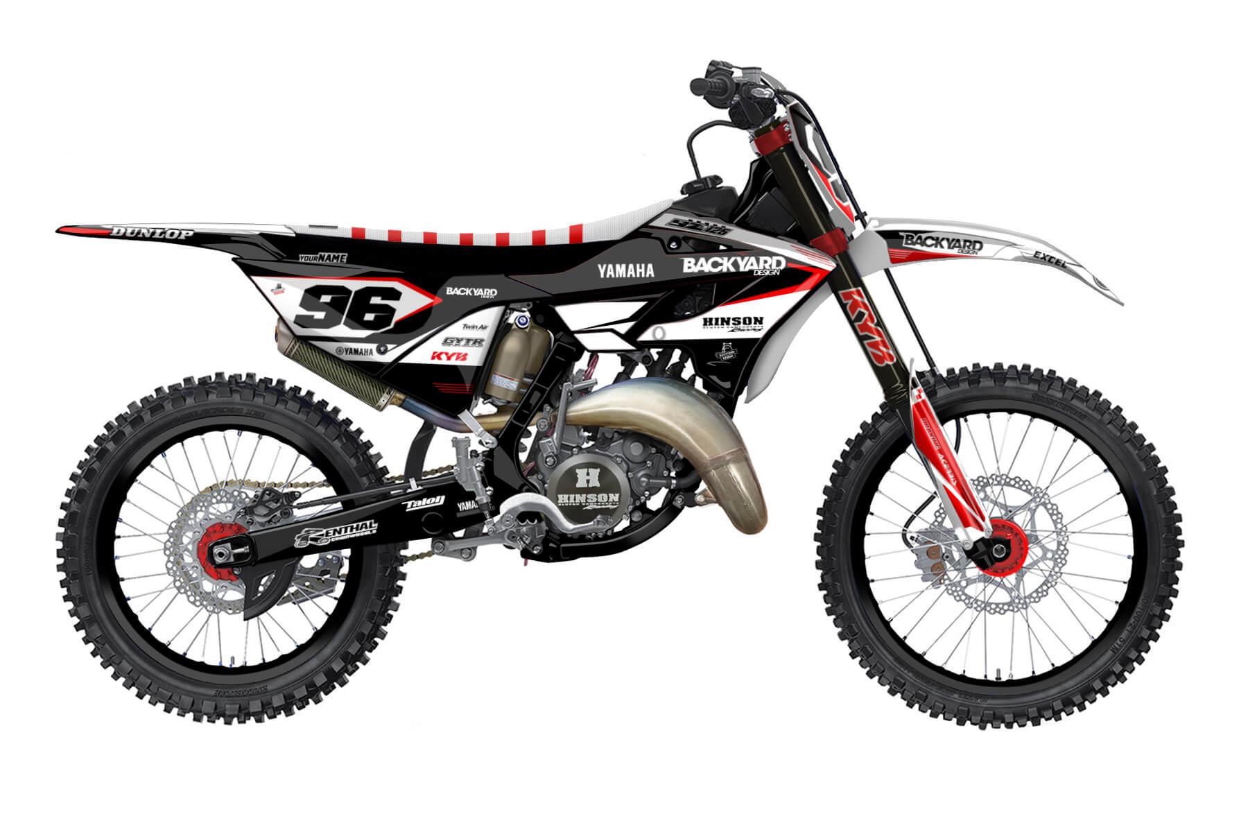 Yamaha YZ 250 - 2022 - Mx Dekor - Staple Pro